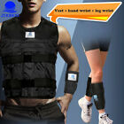 44LBS Adjustable Weighted Vest Jacket Fitness Exercise Boxing Training (Empty)
