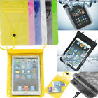 28x17.5cm Waterproof Dive Swim Dry Bag Cover Case Pouch Sleeve For Phone Tablet