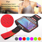 Thin & Aeration Sports Arm Band Running Case f Samsung Galaxy Note 5/S6 Edge+