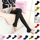 Fashion Skinny  Stirrup Legging Stretch Pants Slim Comfortable Thick Cotton New