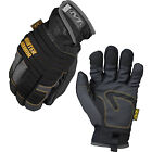 Mechanix Cold Weather Winter Armor Gray & Black Work Gloves - MCW-WA