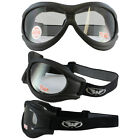 LITTLE BEN CLEAR LENS GOGGLES FOR SMALLER FACES AND CHILDREN
