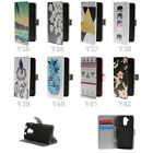 PU Leather Wallet Card Holder Stand Flip Magnet Case Cover For Acer Liquid Z410