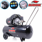 HAWK TOOLS 6 24 50 100 L CAR GARAGE AIR COMPRESSOR TANK TOOLS GUN SPRAY RATCHET <br/> CE RATED &amp; GS/TUV MARKED FAST DELIVERY! 230V RACE TRACK