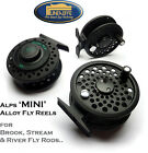 *SALE*  ALPS 'MINI' - Light-line Alloy Fly Reels for Stream & River Fly Fishing