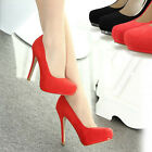 WOMAN SHOES DESIGNER RED STILETTO HEEL PUMPS EVENING WEDDING BRIDAL PARTY