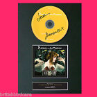 FLORENCE & THE MACHINE Lungs Album Signed CD COVER MOUNTED A4 Autograph Print