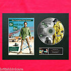 BREAKING BAD Signed Top Quality COVER With Repro DVD Print A4 Autograph No