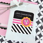 24 Personalized Bachelorette Party Theme Hot Cocoa Mix Pouches Wedding Favors