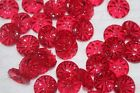 Lot 1 gross (144) wholesale 2 4 hole shank acrylic plastic sewing craft buttons