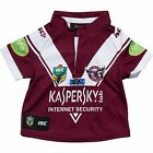 MANLY SEA EAGLES NRL 2015 KIDS BABY TODDLER INFANT OFFICIAL ISC HOME JERSEY