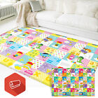 """Baby & Kids Safety Play Mat, Great For Baby Crawling, Kids Activity! (90.5""""x55"""")"""