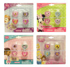 H.E.R. ACCESSORIES 4pc Ring Set DISNEY Jewelry For Kids GIRLS New!*YOU CHOOSE*
