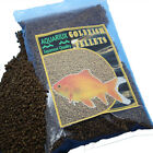 Aquariux goldfish pellets 900g 2,4,6,8,11 or mixed sizes premium sinking pellets