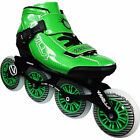 New Green VNLA Carbon Inline Speed Skate Size 1-13