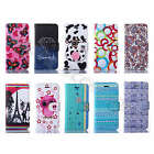 Novelty Wallet Case Synthetic Leather Stand Card Fantastic Cover F Samsung Phone