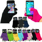 TOUCHSCREEN WINTER THERMAL GLOVES MEN WOMEN MAGIC TOUCH IPHONE SAMSUNG ANDROID