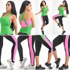 Stretch Fajate Fit Woman's Work Out Push Up Pants, Capri, Tops, Tanks, Fresh