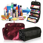 New Multifunction Travel Cosmetic Bag Makeup Case Toiletry Jewelry Organizer