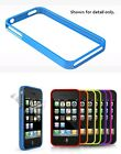iLuv ICC700 EDGE Silicone Frame/Rim for Apple iPhone 4, NEW, FREE SHIPPING