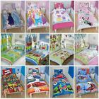 Kids Character & Disney Single Duvet Cover Bedding Sets