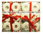 *BATH FIZZERS 6pc Set CANDY CANE Stocking Stuffer HOLIDAY/CHRISTMAS *YOU CHOOSE*