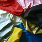 """MATTE VINYL PLEATHER GOTHIC FETISH FABRIC WATERPROOF RAINCOAT DIAPERS COVER 54""""W"""