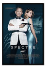 Framed James Bond Spectre Film Movie One Sheet 007 Poster New £29.95 GBP on eBay