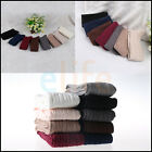 Women Fashion Knit Cotton Over Knee Thigh Stockings Pantyhose Tights High Socks