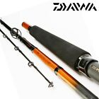 DAIWA SUPER KENZAKI BOAT RODS 3 PIECE TRAVEL ROD CHOOSE SIZE FREE ROD TUBE