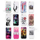 For Samsung Phones Soft Dirtproof Comic Silicone Rubber TPU Chic Cover Case Skin