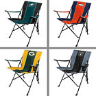 Choose NFL Team Dual Color TLG8 Folding Tailgate Chair - Click & Carry Strap