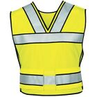Blauer 340 Breakaway HI-VIS Yellow Safety Vest, Large-X-Large