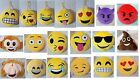 Emoji Emotions Soft Toy Home Travel 30cm Pillow/ 17cm In Car Hanging Cushion