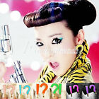1 Pair Fashion Women's Symbol ? ! Earrings Ear Studs Gothic Punk 6 Candy Color
