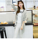 Oversize Women Long Sleeve Knitted Warm Sweater Cardigan Tops Jumper Jacket Coat