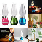 Blowing Control Lamp Kerosene Oil Lamp Candle Design Dimmable LED Night Light