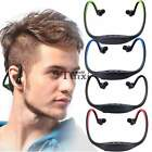 New Sports Wireless Bluetooth Handfree Stereo Headset Headphone For iPhone TXWD
