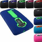 FOR LG G FLEX 2 2ND GEN RUGGED HYBRID ARMOR IMPACT CASE PROTECTIVE COVER+STYLUS