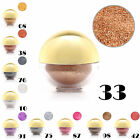 Hot  Shimmer Pearl Loose Eyeshadow Powder Eye Shadow Ball Pigment Make-up Tool