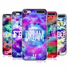 HEAD CASE DESIGNS NUVOLE DI COLORE COVER RETRO RIGIDA PER APPLE iPOD TOUCH MP3