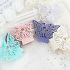 Wedding Gift Box Butteriful Candy Sweet Chocolate Party Favor Ribbon Laser Cut