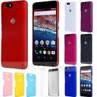 Slim Thin Matte/Clear Hard PC Plastic Cover Case For Huawei Google Nexus 6P 2015