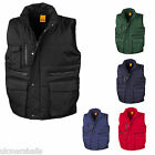 Result Work Guard Lance Bodywarmer Workwear Gilet S - 3XL - RS127