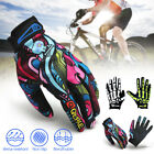 Warm Winter Water Windproof Cycling Bike Bicycle Motorcycle Full Finger Gloves