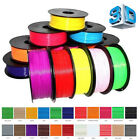 20pcs (200m) 1.75mm Printing Filament Modeling For 3D Printer Pen Drawing UK