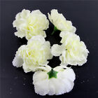Artificial Flower Heads DIY Craft Carnation Home Party Garland 10PCS Flower Hot