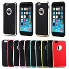 MOTOMO 3 in 1PC&TPU Hard Back Case Cover for 5.5'' Apple iPhone 6 Plus/6S Plus