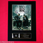 BAD MEETS EVIL eminem Signed Autograph Mounted Photo REPRODUCTION PRINT A4 127