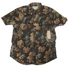 Polo Ralph Lauren Denim & Supply Mens Floral Short Sleeve Button Shirt New